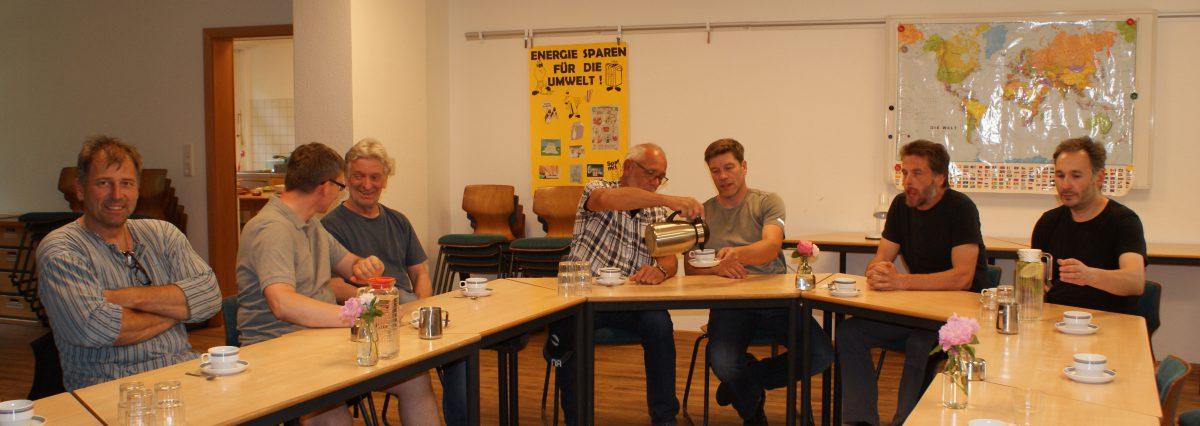 Hausmeistertreffen der technikverantwortlichen des Lankreises Oldenburg im Sommer 2019